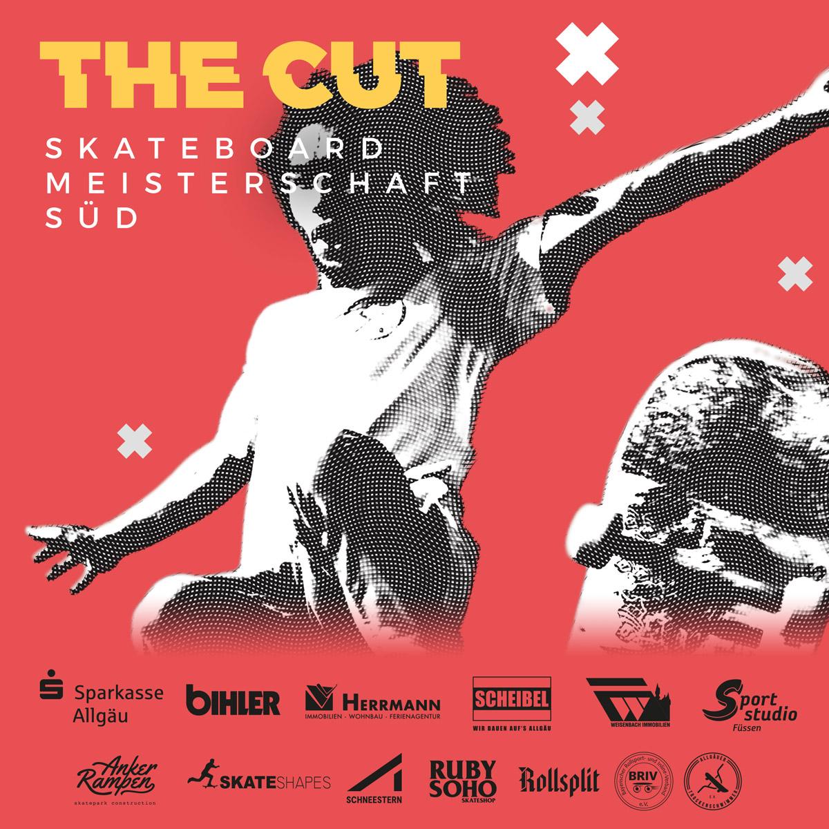 The Cut – Skateboard Meisterschaft Süd