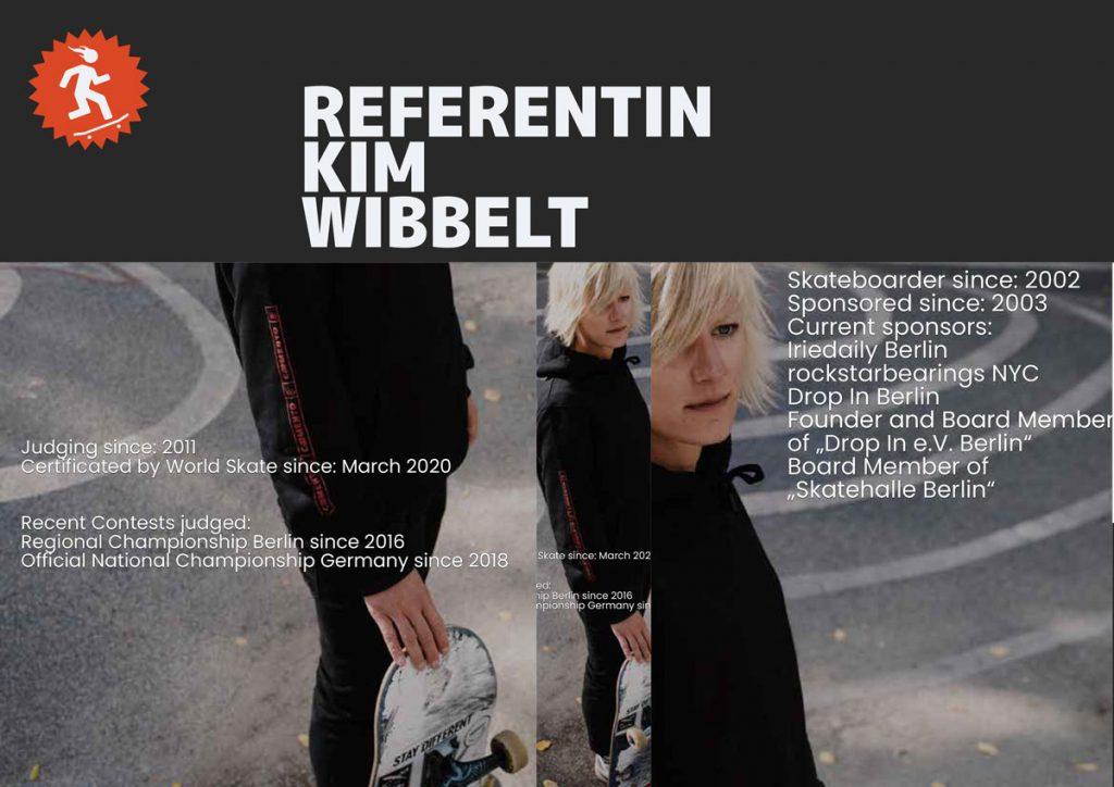 Referentin Kim Wibbelt